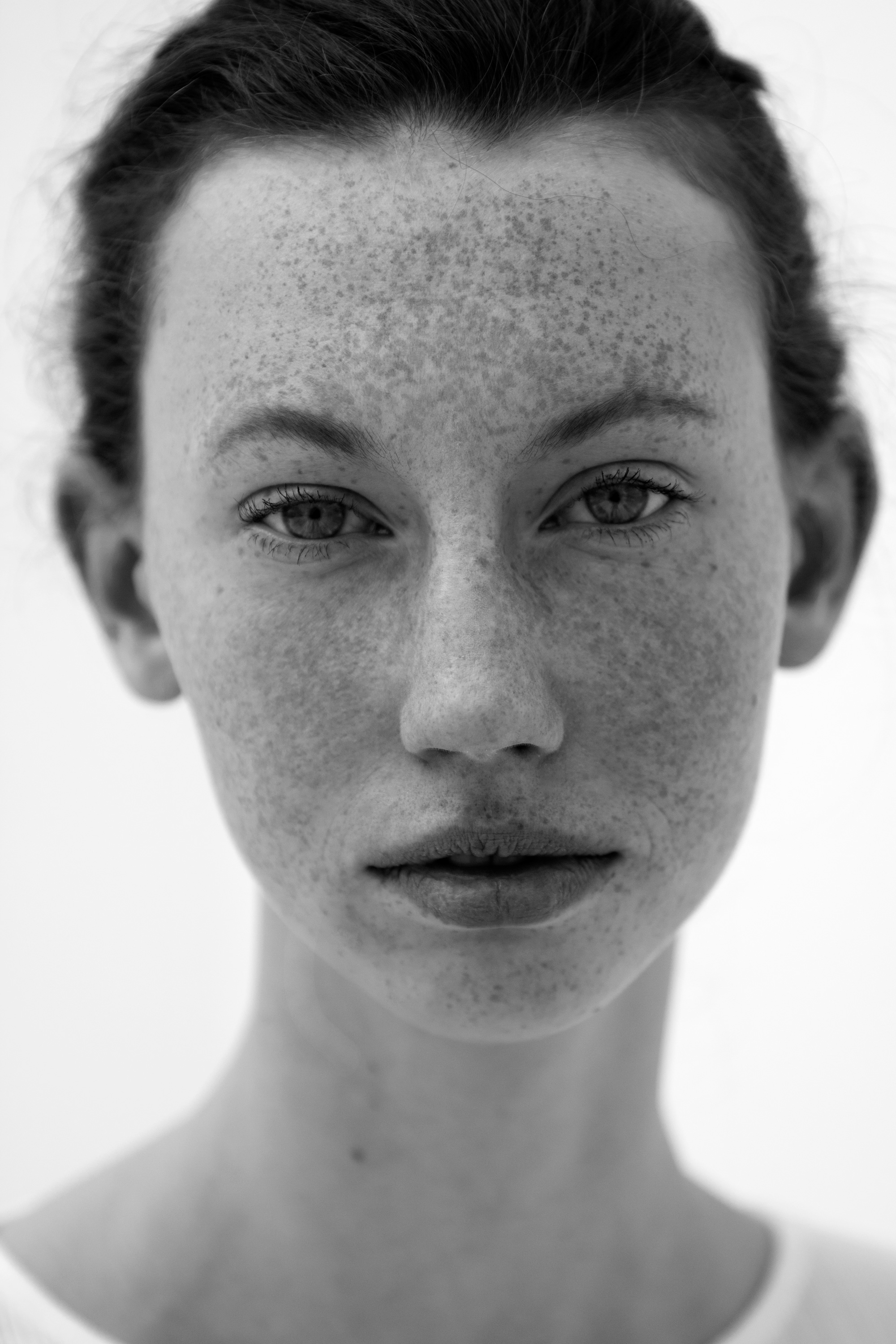 Merel – New Generation Model Management – Amsterdam – White