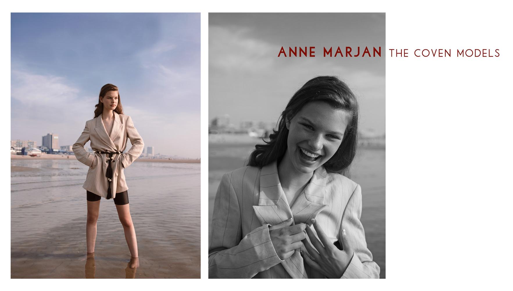 Anne Marjan – The Coven Models