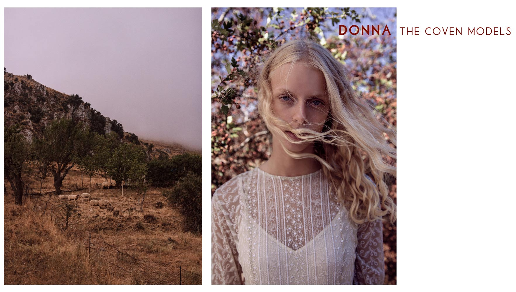 Donna – The Coven Models