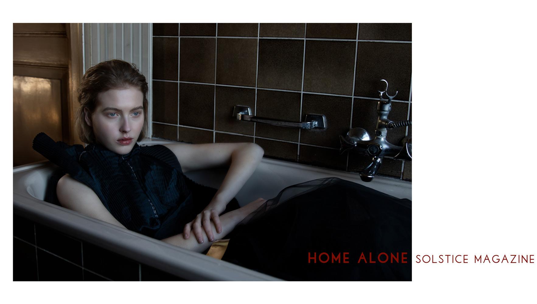 Home Alone – Solstice Magazine