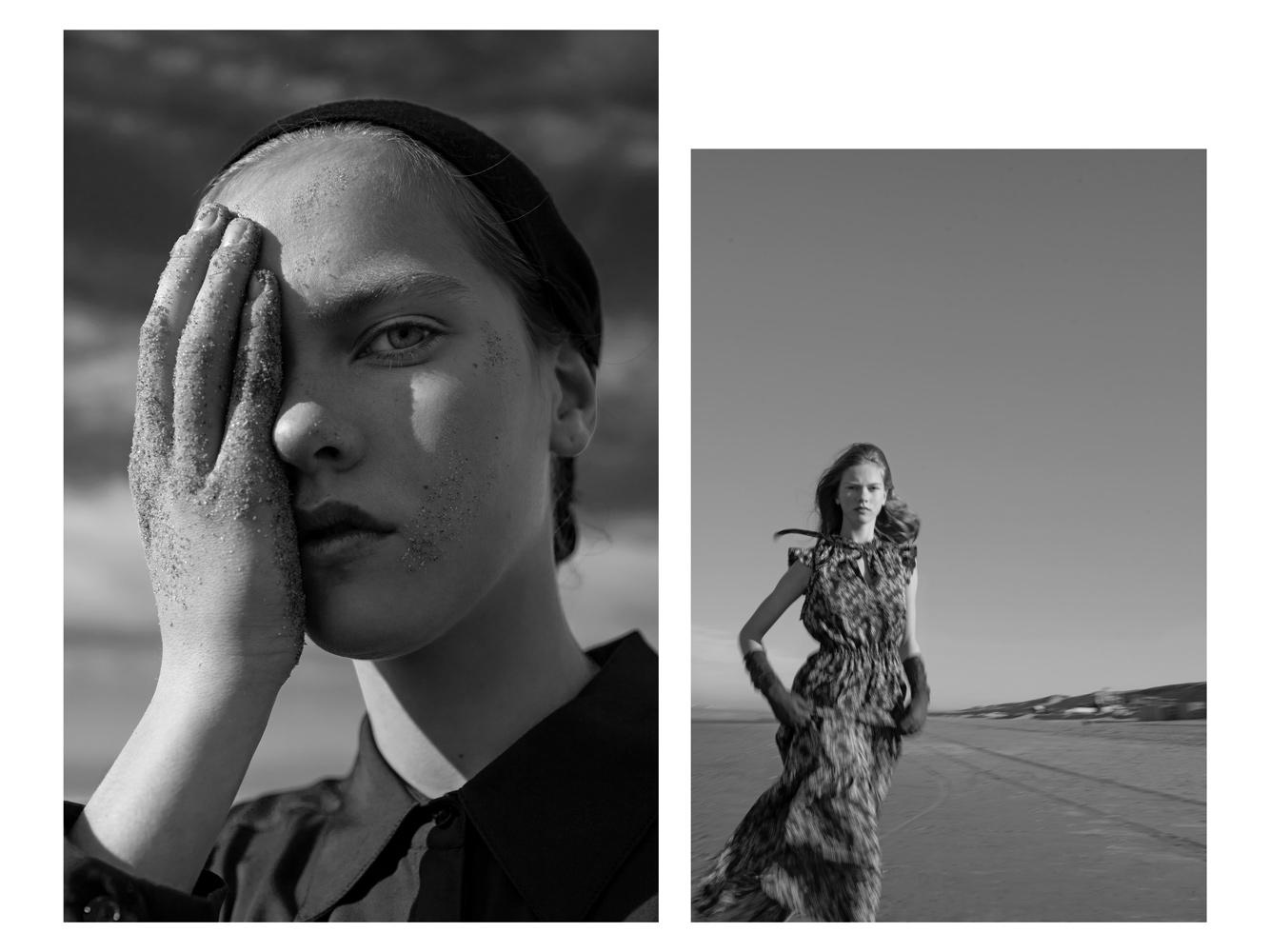 KUNST Magazine – Juliette The Coven Models