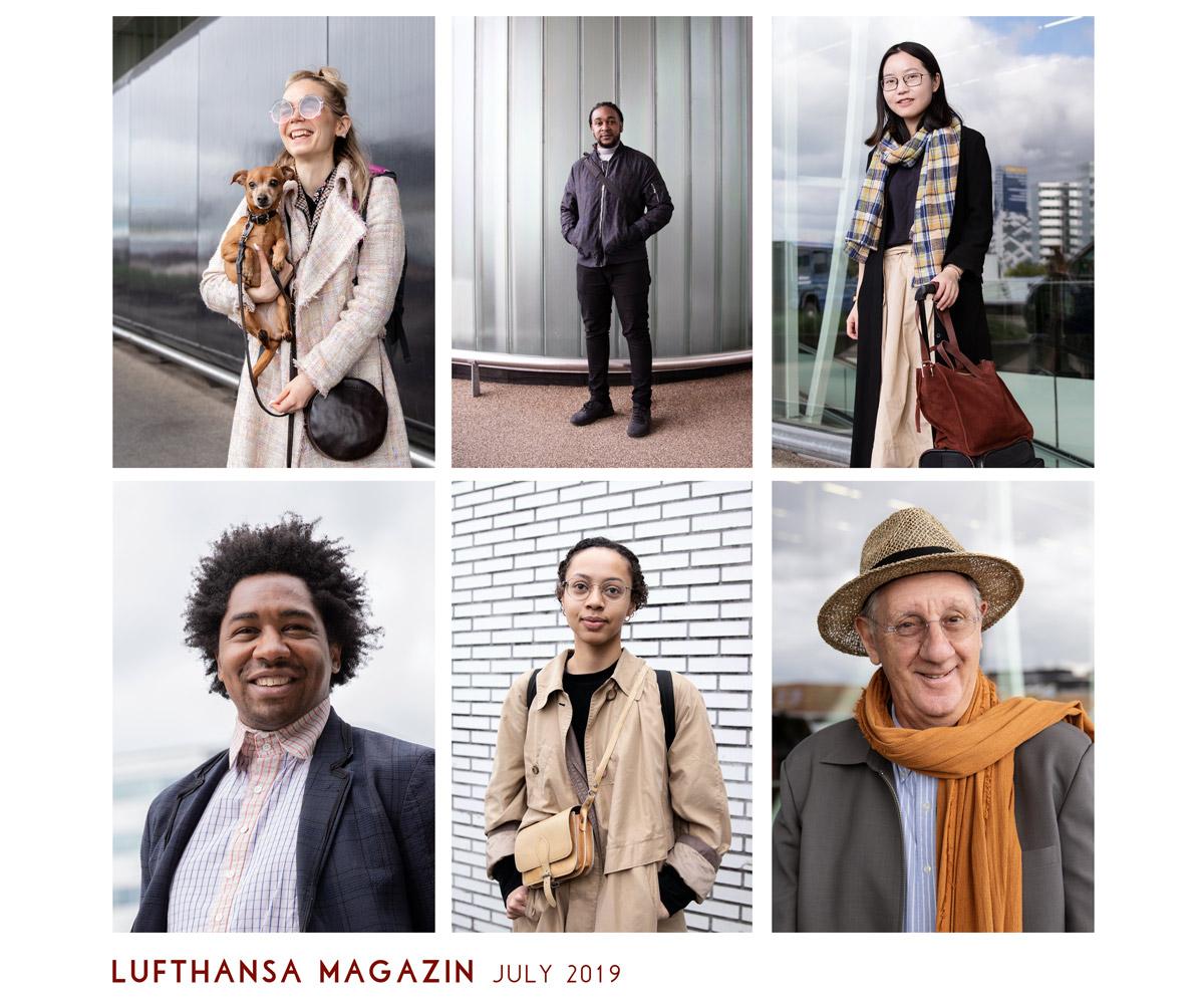 Lufthansa Magazine Gate Check July 2019