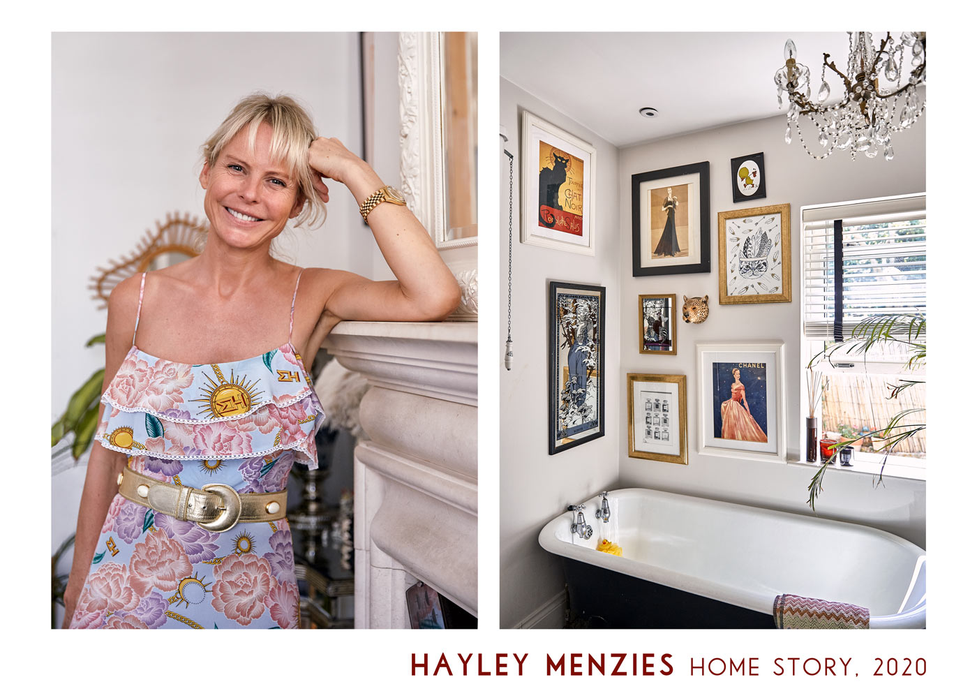 Hayley Menzies – Home Story