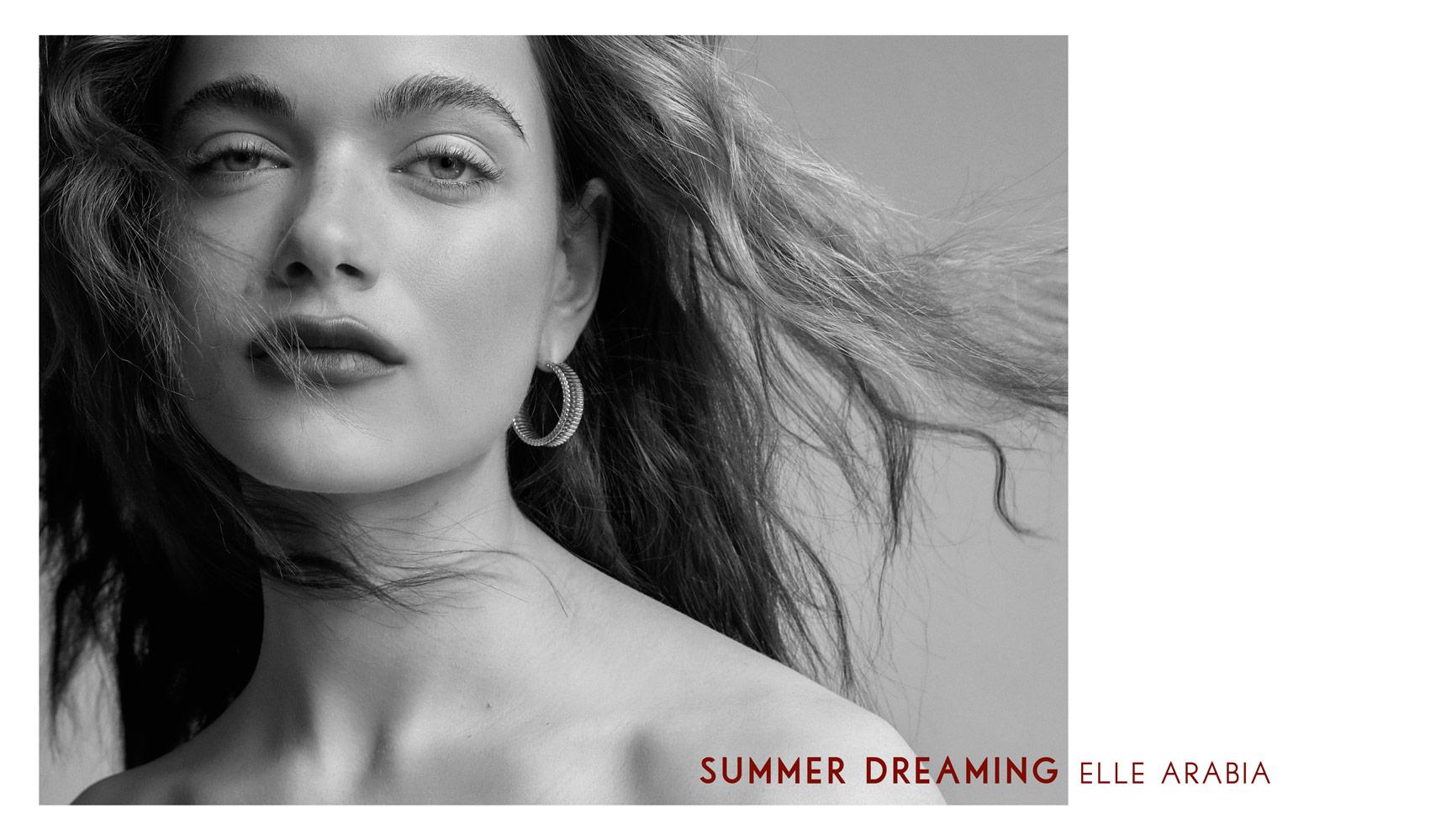 ELLE ARABIA, June 2021 – Summer Dreaming